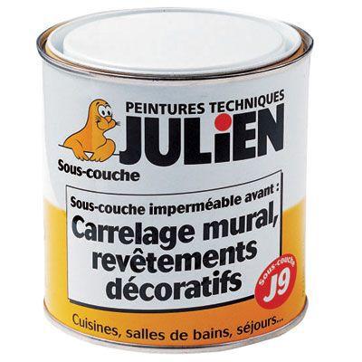 SousCouche Avant Carrelage Mural Ou Revtement Dcoratif Julien J