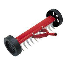 Scarificateur à roues devaux