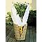 Protection pour l'hiver en paille de riz 1 x 1,50 m