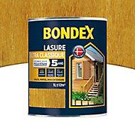 Lasure bois Bondex Chêne clair 1L - 5 ans