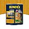 Lasure bois extérieur BONDEX garantie 5 ans chêne doré satiné 1L