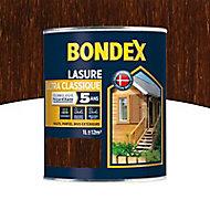 Lasure bois Bondex Chêne moyen 1L - 5 ans