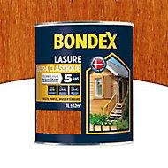 Lasure bois Bondex Teck 1L - 5 ans