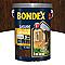 Lasure bois extérieur BONDEX garantie 5 ans chêne rustique satiné 5L