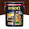 Lasure bois extérieur BONDEX garantie 5 ans chêne moyen 5L + 20% gratuit
