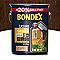 Lasure bois extérieur BONDEX garantie 5 ans chêne rustique 5L + 20% gratuit