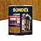 Lasure bois extérieur BONDEX garantie 8 ans châtaignier satin 1L