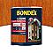 Lasure bois extérieur BONDEX garantie 8 ans teck satin 1L