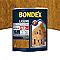 Lasure bois extérieur BONDEX garantie 12 ans chataignier satin 1L