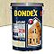 Lasure bois extérieur BONDEX garantie 12 ans incolore satin 5L