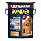 Lasure bois extérieur Bondex garantie 12 ans chêne clair satin 5L +20% gratuit