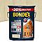 Lasure bois extérieur BONDEX garantie 12 ans incolore satin 5L +20% gratuit