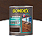 Saturateur anti-dérapant BONDEX teck chocolat 1L