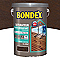 Saturateur anti-dérapant BONDEX teck chocolat 5L