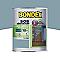 Rénovateur volets bois BONDEX gris acier 1L