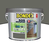 Rénovateur volets bois Bondex Cendré 2,5L