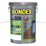 Rénovateur volets bois Bondex Blanc 5L