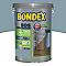 Rénovateur volets bois BONDEX gris acier 5L