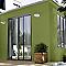 Peinture multi-supports BONDEX SOS Rénovation vert olivier 0,75L