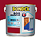 Peinture multi-supports BONDEX SOS Rénovation rouge basque 2L