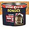 Lasure très haute protection Bondex chêne doré 3L