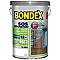 Rénovateur volets bois BONDEX gris cendré 5L