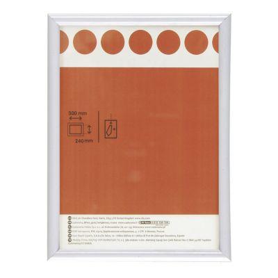 Cadre photo blanc 1ER PRIX Gallery 24 x 30 cm