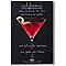 Impression sur verre Cocktail Californie 30 x 45 cm