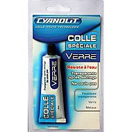 Colle spéciale verre 50ML Cyanolit