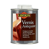 Vernis antiquaire Liberon incolore satin 0,5L