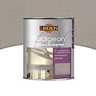 Badigeon poutres et boiseries Liberon bois grisé mat 2,5L