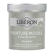 Peinture à base de caséine meubles Liberon gris flamand mat 0,5L