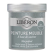 Peinture à base de caséine meubles Liberon gris gustavien mat 0,5L