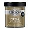 Peinture métallisée bois intérieur LIBERON Métal soyeux noir sidéral satin 0,5 L