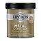 Peinture métallisée bois intérieur LIBERON Métal soyeux or de lune satin 0,5 L