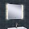 Miroir éclairant Eridani 50 x 65 cm