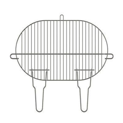 Grille de barbecue blooma simple 50 5 x 33 cm castorama - Grille barbecue castorama ...