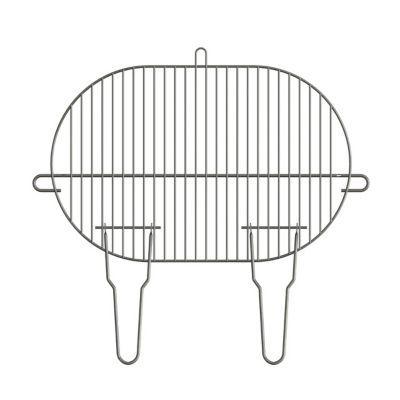 Grille de barbecue Blooma simple 50,5 x 33 cm   Castorama