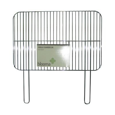 Grille de barbecue BLOOMA simple 60 x 40 cm
