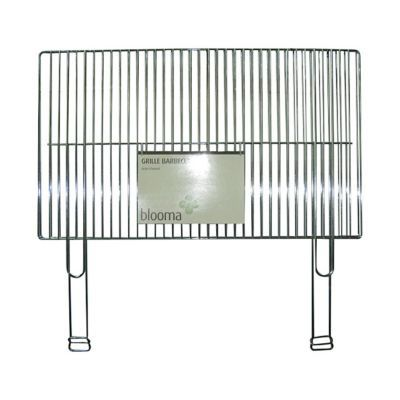 Grille de barbecue BLOOMA double 67 x 40 cm