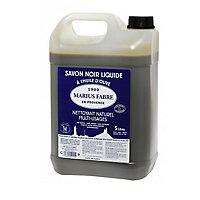 Savon noir liquide à l'huile d'olive 5L