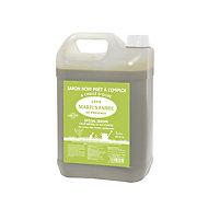 Recharge savon noir prêt à l'emploi Spécial Jardin 5L