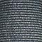 Brise vue tissé polyéthylène SOFIDIS anthracite 10 x h.1,5 m