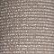 Brise vue tissé polyéthylène SOFIDIS taupe 3 x h.1 m