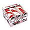 Ruban plastique de chantier rouge/blanc DIALL 50 mm x 100 m