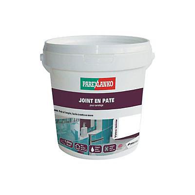 Joint En Pate Parexlanko 1 5 Kg Blanc Castorama