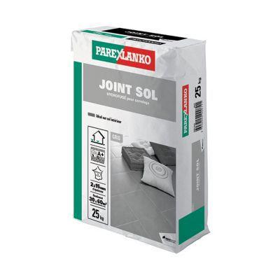 Joint Sol Gris 25 Kg Castorama