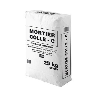 mortier colle colbasol gris 25kg castorama. Black Bedroom Furniture Sets. Home Design Ideas