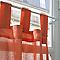 Barre de vitrage sans perçage PRESTO Basic blanc Ø9 mm x L.30/45 cm