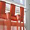 Barre de vitrage sans perçage Presto Basic blanc Ø9 mm x L.45/60 cm